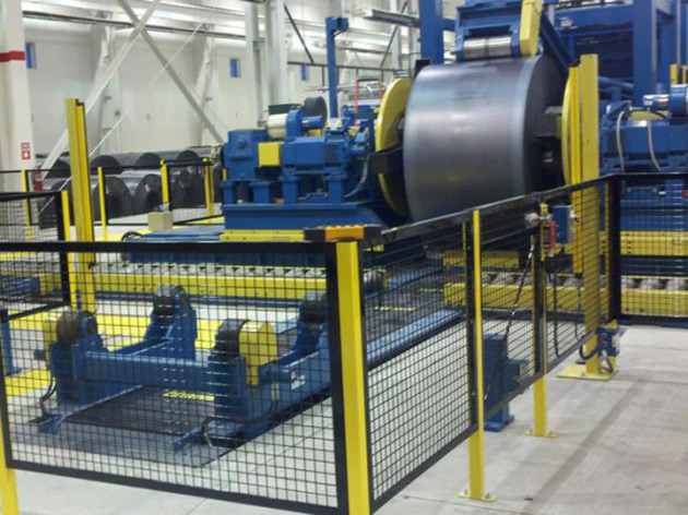 Automatic Coil Loading System
