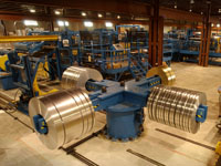 Basic Metals Slitting Line