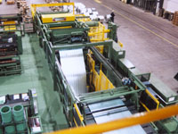Matandy Steel Slitting Line