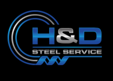 H&D Steel Logo