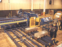 Pacesetter Steel Blanking Line