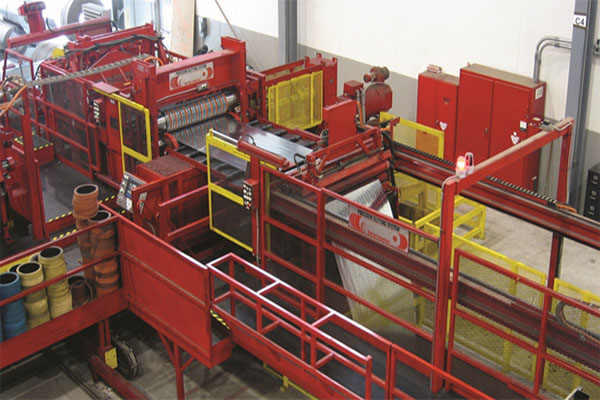 High Speed Slitting Lines