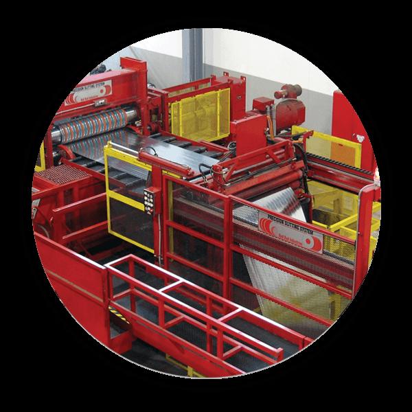 Red Bud Industries Slitting Line
