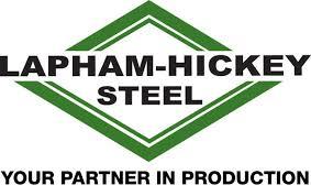 Lapham Hickey Steel Logo