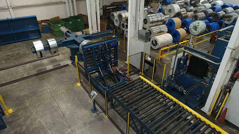 Slit Coil Packaging Systems 3