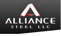 Alliance Steel Logo